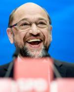 Sondaże słabe, ale optymizm Martina Schulza nie słabnie