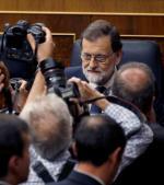 """Premier Rajoy gotów jest rozmawiać o wszystkim, byle w ramach """"procedur przewidzianych prawem"""""""