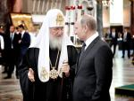 Patriarcha Cyryl i prezydent Putin zachowują pozory dobrej współpracy