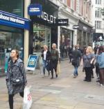 Inglot ma w Londynie trzy sklepy. Czwarty w połowie października otworzył w Newcastle