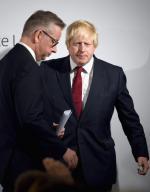 Michael Gove i Boris Johnson pokłócili się po referendum brexitowym, teraz się pogodzili