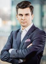 Paweł Brach, wiceprezes TogetherData, zawodowo przekuwa duże zbiory danych na przewagę konkurencyjną firm.