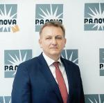 Piotr Korek, prezes PA Nova.