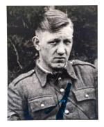 Leon Taraszkiewicz. To w ręce jego oddziału wpadła rodzina przywódcy komunistów