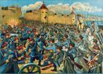 Lwów został zdobyty jeszcze w 1914 r. przez 3. Armię gen. Nikołaja Ruzskiego. Mimo ogromnego wsparcia 8. Armii dowodzonej przez Brusiłowa, laur zwycięzcy przypadł tylko Ruzskiemu.