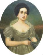 Letitia Christian Tyler, pierwsza żona prezydenta, zmarła w 1842 r.
