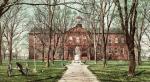 College of William and Mary w Williamsburgu, macierzysta uczelnia Johna Tylera i kuźnia politycznych kadr Stanów Zjednoczonych