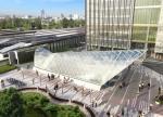 West Station – kompleks biurowy zbudowany na niewykorzystywanych, a bardzo atrakcyjnie położonych terenach PKP w Warszawie