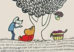 Ilustracje Bohdana Butenki do książek o przygodach Gucia  i Cezara to klasyka gatunku i ozdoba zamojskiej kolekcji