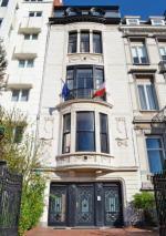 Siedziba DPW w Brukseli.