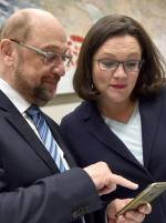 Martin Schulz miał być mężem opatrznościowym SPD. Uratować partię ma teraz Andrea Nahles