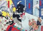 Po dostaniu się na teren wrogiego zamku, shinobi wykorzystywali do siania chaosu własnoręcznie przygotowane ładunki zapalające, bomby prochowe lub też granaty hukowe i oślepiające