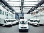 Pierwsze elektryczne furgony Volkswagen Crafter trafiły już do klientów na testy. Zgodnie z planami od końca 2018 roku wejdą do stałej oferty handlowej.