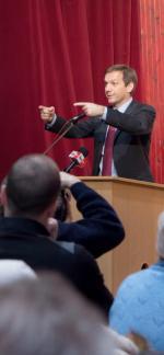 Gordon Bajnai był ostatnim premierem Węgier  przed przejęciem władzy przez Fidesz w 2010 r.