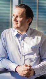 Karol Gajos prezes zarządu  Pentacomp  Systemy Informatyczne SA