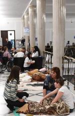 Rodzice niepełnosprawnych dzieci są w Sejmie od środy.