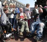 Niepełnosprawni zapewniają, że będą protestować do skutku