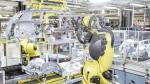 Zautomatyzowany montaż nadwozi  w fabryce  w Bratysławie
