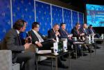 W debacie uczestniczyli przedstawiciele resortu infrastruktury, CUPT, spółek kolejowych i Sejmu