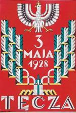"""OD 200 zł rozpocznie się licytacja czasopisma  """"Tecza"""" z 1928 r."""