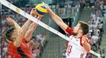 Polska – Niemcy 1:3 Z prawej kapitan naszej reprezentacji Michał Kubiak
