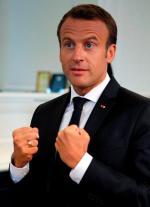 """Prezydent Macron wbrew lewicy i nacjonalistom chce prywatyzować """"srebra narodowe"""""""