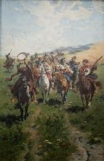 """3. """"Wesele kozackie"""", przed lub 1896"""
