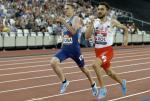 Adam Kszczot (z prawej) powinien w sobotę wieczorem walczyć o złoto mistrzostw Europy w biegu na 800 metrów