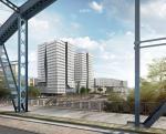 Atal Towers blisko Starego Miasta we Wrocławiu. Inwestycja kusi wielu inwestorów.