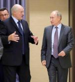 ≥Aleksandr Łukaszenko i Władimir Putin spotkali się 21 września w Soczi. Zaledwie trzy tygodnie później, w czwartek i piątek, będą rozmawiać w Mohylewie