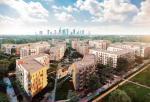 Ogromnym placem budowy jest warszawska Białołęka. Na zdjęciu osiedle Moje Miasto firmy Ronson