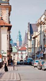 ≥Visa wdroży pilotażowo aplikację parkingową usprawniającą wyszukiwanie miejsc postojowych w Krakowie i wygodne ich opłacanie