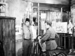 """≥Cybulski jako artysta marzyciel Staszek w komedii wojennej """"Giuseppe w Warszawie"""" (1964)"""