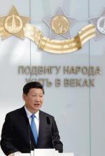 """Wizytę Xi Jinpinga na Białorusi w 2015 r. z miejsca okrzyknięto historyczną. Chiński prezydent mówił o przekształcaniu wzajemnych relacji """"z wyłącznie politycznych na bardziej praktyczne i znaczące"""""""