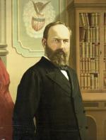 ≥James A. Garfield piastował urząd 20. prezydenta USA przez zaledwie 199 dni. Zmarł 19 września 1881 r. w wyniku ran zadanych mu przez Charlesa J. Guiteau