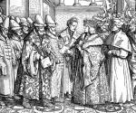 ≥W 1514 r. książę moskiewski Wasyl III i cesarz Maksymilian I Habsburg sprzymierzyli się przeciwko Rzeczypospolitej