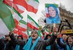 8 lutego demonstracja opozycji irańskiej odbyła się w Paryżu. 13 lutego podobnie ma być w Warszawie