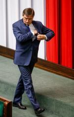 Czy decyzje marszałka Kuchcińskiego podlegają ocenie sądu?