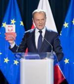 Donald Tusk nie zdradza na razie swoich politycznych planów