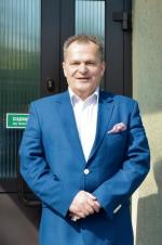 Joachim Michalik,  prezes Zakładu  Gospodarki Mieszkaniowej  sp. z o.o. w Bytomiu