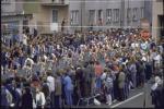 Wyścig Pokoju to jedna  z tych imprez sportowych, które najbardziej straciły  na upadku komunizmu.  Na zdjęciu: pierwszomajowy etap  w 1989 roku