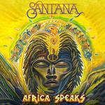 Santana Africa speaks  Universal CD, 2019