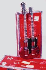 Dwugryfowy Gibson Jimmy'ego Page'a z okresu Led Zeppelin