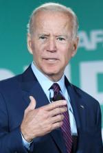 Joe Biden wydawał się mocnym kandydatem