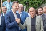 Władysław Kosiniak-Kamysz i Paweł Kukiz przed tygodniem zawarli porozumienie programowe
