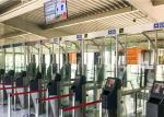 Biometryczne bramki na warszawskim lotnisku