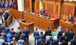Zdominowana przez Sługę Narodu Rada Najwyższa rozpoczęła działalność od wielogodzinnych obrad