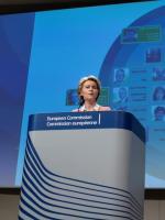 W komisji pod przewodnictwem von der Leyen najważniejsze teki dostały największe państwa UE