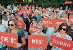Spór o zmiany wprowadzane przez ministra Zbigniewa Ziobro często przenosił się na ulice