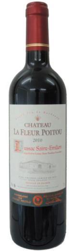 Château La Fleur Poitou Lussac-Saint-Émilion 2016  38 zł